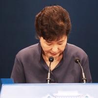 韓国の朴大統領、公的文書漏えいで謝罪。