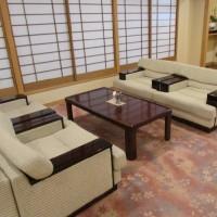 「白船荘 新宅旅館」 乳白色の露天風呂と夕食