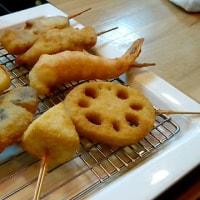 居心地も食べ心地も良いおでんと串揚げのお店・・・おでん家万昌ぶらっせ北浦和店