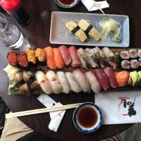 ワシントンD.C.のお寿司屋さん