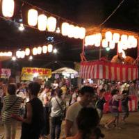 2016年 7月29・30・31日 北四町会・青少年部主催「盆踊り」開催。