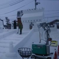 各地での雪祭り