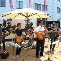 5月3日、道の駅【伊豆ゲートウェイ函南】 で演奏します。