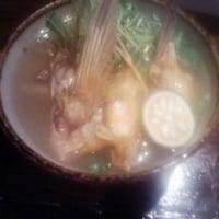 柚子ラーメン