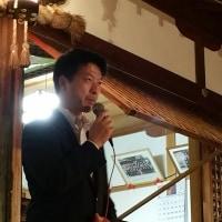 厳島神社・秋祭りの夕べ