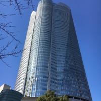 東京 「乃木大將生誕之地」の石碑
