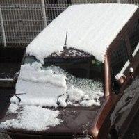 初 雪  2016