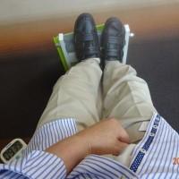 免体重牽引式歩行器、片麻痺患者 最適リハビリ!