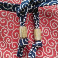 角館草履専用巾着袋。