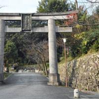2017年初詣 高見神社(八幡東区高見)