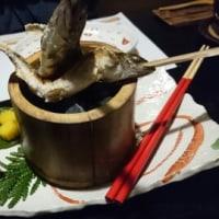 黒川温泉・山みず木の夕食