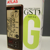 ユピテル ゴルフスイングトレーナー GST-5 G