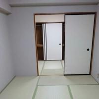 【セキスイ畳】メゾングッチ和室に畳設置