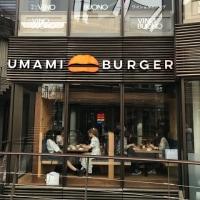 ランチ @ UMAMI BURGER(ウマミ バーガー)青山店