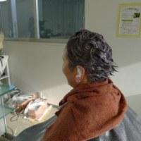 抗がん剤治療が終わって生えてきた髪と医療用ウィッグの色の差があるのでカラーをしたいと思うけど。 長野県 乳癌 抗癌剤治療 医療用ウィッグ・医療用かつら by ヘアーサロン オオネダ
