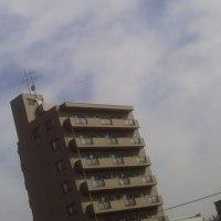 2017/5/30  午前8時前札幌の空模様  日中は夏日にι(´Д`υ)アツィよっ!