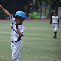 上海リーグ第一節 Bチーム 2017.5.14