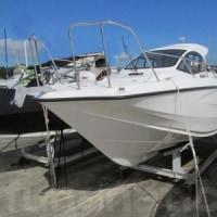 ヤマハ YF24-O/Bピッカピカの新古艇(船ネット)