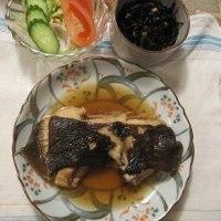 先週の夕食当番(すき焼き ほか)