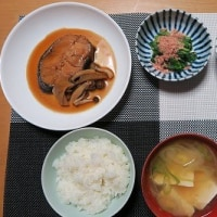 炊屋食堂の和定食・・・家庭の定番料理。