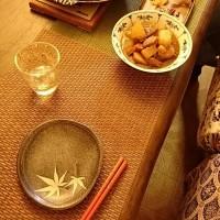 石垣島ラー油とモツ煮込み