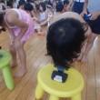 おれんじ 5歳児 色水遊び☆