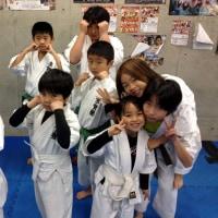 2016.12.3 少年部、今日の練習