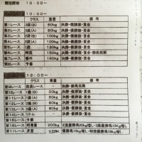 9月4日の本別きらめきフェスタばんば大会プログラム!