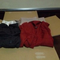 カンボジア孤児院に衣類のご支援を頂きました
