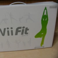 Wii Fit始めました。