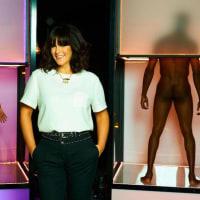テレビ番組「Naked Attraction」に対し、Ofcomに不満を言った。
