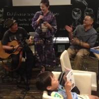 名古屋で歌いました