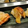 回転寿司でも立食い寿司でも美味けりゃ良いよ!・・・立食い寿司根室花まる(銀座)