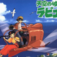 I loved the animation movie by Miyazaki Hayao. Especially I was a b ig fan of Laputa, the flyi...