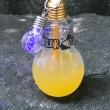 ティラミスと電球ソーダ