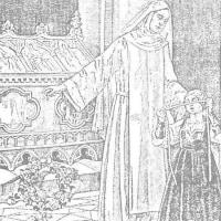 『ばらの聖女 ヴィテルボの聖ローザ』企画:デルコル神父、文:江藤きみえ 14