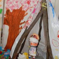 未来児童館 OHANA 作品展 堺市 保育園