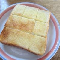 食パンのメロパン風
