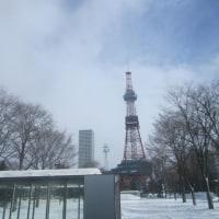 【気まぐれ写真館】 札幌 気温マイナス2度  2017.02.24