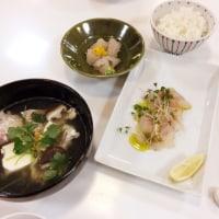 2016年10月20日  ベターホーム   お魚基本技術の会   酸菜白肉鍋