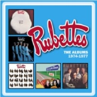 The Rubettes/The Albums 1974-1977
