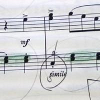 【ワンポイント】かっこうの曲から/両手で弾く難しさ?