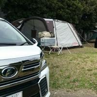 城南島海浜公園オートキャンプ場