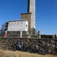 晴天 登山 自転車記録