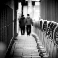 Street photo in OSAKA