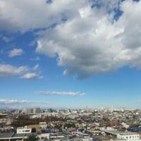 空の雲ってやつはおもしろい