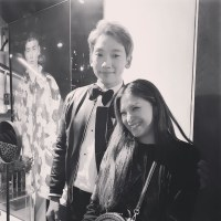 Rain @ MCM London Store Open Party