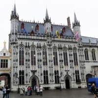 ベルギー ブルージュ 公文書館 自由ブルージュ博物館 市庁舎