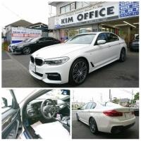 新型BMW「530i Mスポーツ」新車が到着!地域一番納車でしょうか?