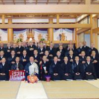 平成29年度首座法戦式記念写真(6パターン)